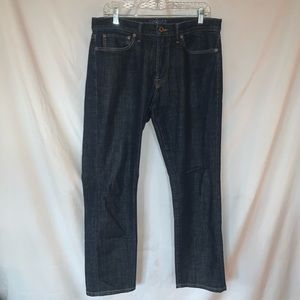 Lucky Brand 121 Heritage slim mens jeans 33 x 30